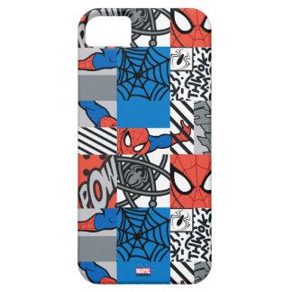 Spider-Man Pop Art Pattern iPhone 5 Case