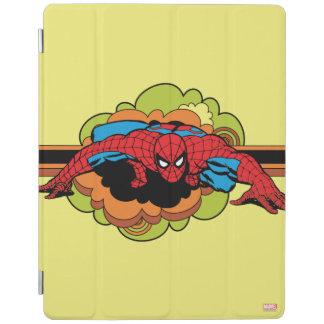 Spider-Man Retro Crawl iPad Cover