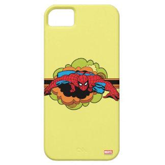 Spider-Man Retro Crawl iPhone 5 Case