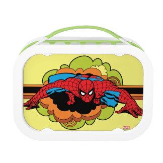 Spider-Man Retro Crawl Lunch Box