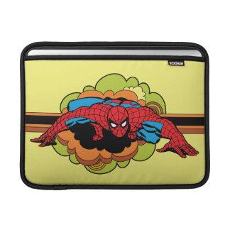 Spider-Man Retro Crawl Sleeve For MacBook Air