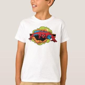 Spider-Man Retro Crawl T Shirts
