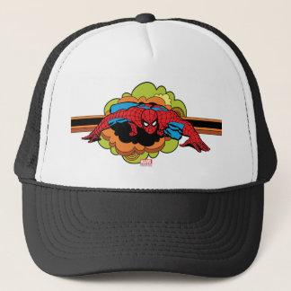 Spider-Man Retro Crawl Trucker Hat