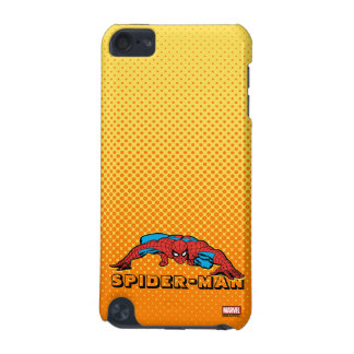 Spider-Man Retro Crouch iPod Touch 5G Cover