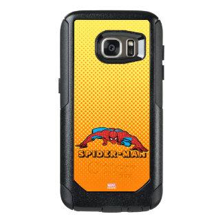 Spider-Man Retro Crouch OtterBox Samsung Galaxy S7 Case