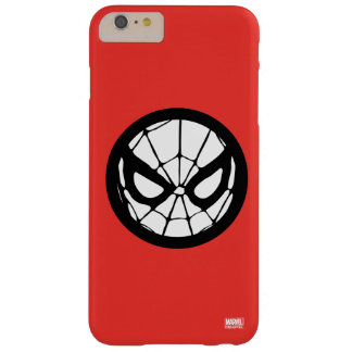 Spider-Man Retro Icon Barely There iPhone 6 Plus Case