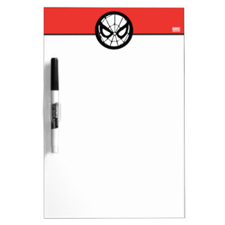 Spider-Man Retro Icon Dry Erase Board
