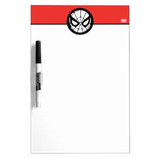 Spider-Man Retro Icon Dry Erase Whiteboards