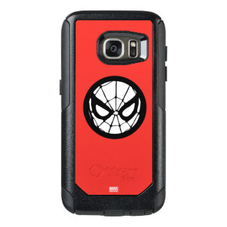 Spider-Man Retro Icon OtterBox Samsung Galaxy S7 Case