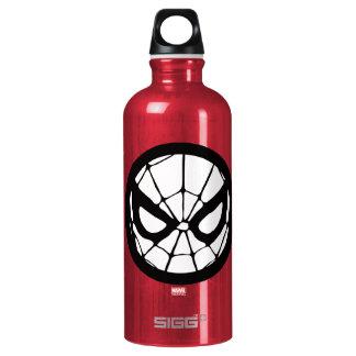 Spider-Man Retro Icon Water Bottle