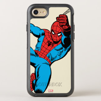 Spider-Man Retro OtterBox Symmetry iPhone 7 Case