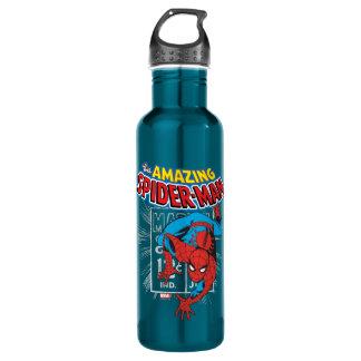Spider-Man Retro Price Graphic 710 Ml Water Bottle