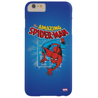 Spider-Man Retro Price Graphic Barely There iPhone 6 Plus Case