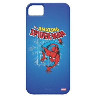 Spider-Man Retro Price Graphic Case For The iPhone 5