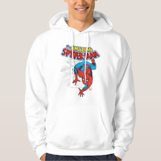 Spider-Man Retro Price Graphic Hoodie