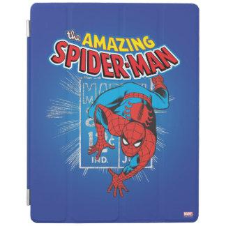 Spider-Man Retro Price Graphic iPad Cover
