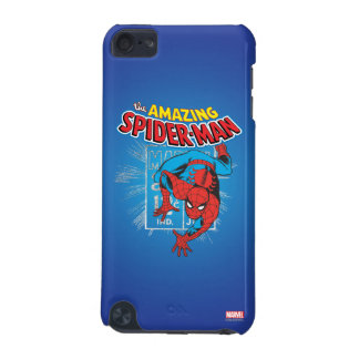 Spider-Man Retro Price Graphic iPod Touch 5G Case