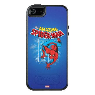 Spider-Man Retro Price Graphic OtterBox iPhone 5/5s/SE Case