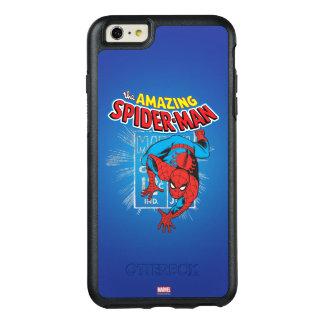 Spider-Man Retro Price Graphic OtterBox iPhone 6/6s Plus Case