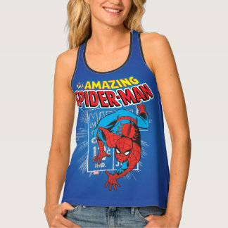 Spider-Man Retro Price Graphic Tank Top