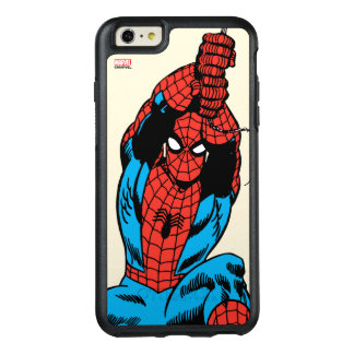Spider-Man Retro Swing Two OtterBox iPhone 6/6s Plus Case