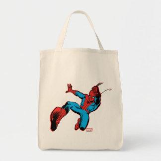 Spider-Man Retro Swinging Kick