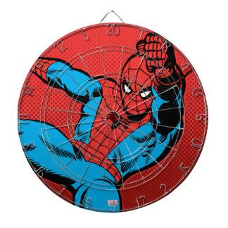 Spider-Man Retro Swinging Kick Dart Boards