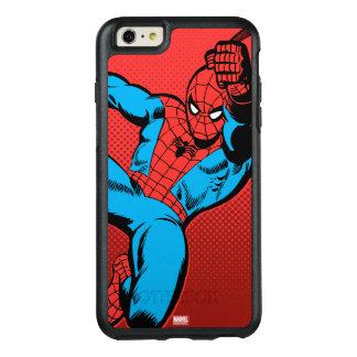 Spider-Man Retro Swinging Kick OtterBox iPhone 6/6s Plus Case