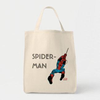 Spider-Man Retro Web Swing