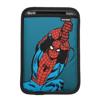 Spider-Man Retro Web Swing iPad Mini Sleeve