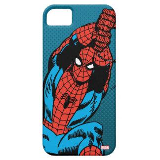 Spider-Man Retro Web Swing iPhone 5 Case