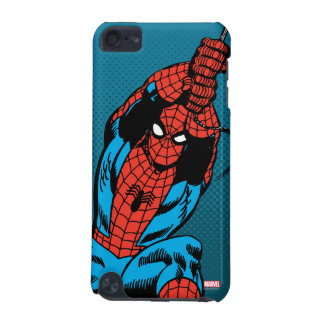 Spider-Man Retro Web Swing iPod Touch 5G Covers