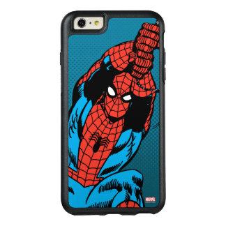 Spider-Man Retro Web Swing OtterBox iPhone 6/6s Plus Case
