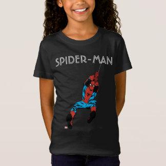 Spider-Man Retro Web Swing Tees