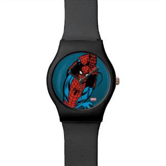 Spider-Man Retro Web Swing Wristwatches