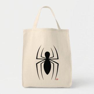 Spider-Man Skinny Spider Logo