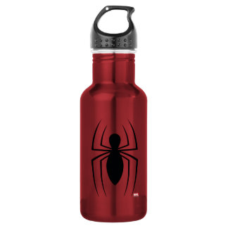 Spider-Man Skinny Spider Logo 532 Ml Water Bottle