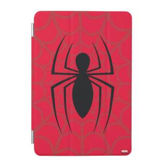 Spider-Man Skinny Spider Logo iPad Mini Cover