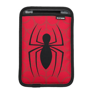 Spider-Man Skinny Spider Logo iPad Mini Sleeve