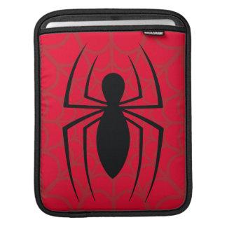 Spider-Man Skinny Spider Logo iPad Sleeve