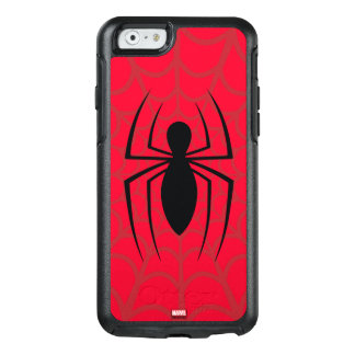 Spider-Man Skinny Spider Logo OtterBox iPhone 6/6s Case