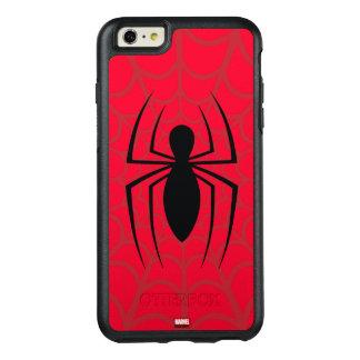 Spider-Man Skinny Spider Logo OtterBox iPhone 6/6s Plus Case