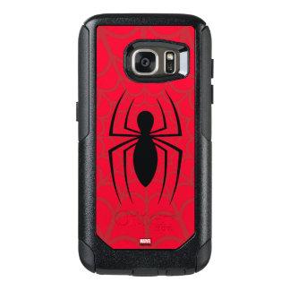 Spider-Man Skinny Spider Logo OtterBox Samsung Galaxy S7 Case