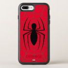Spider-Man Skinny Spider Logo OtterBox Symmetry iPhone 8 Plus/7 Plus Case