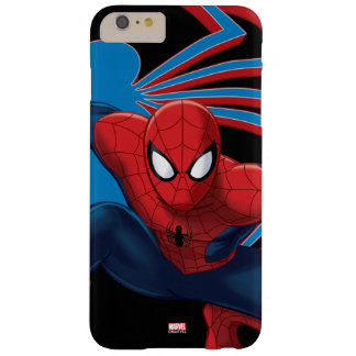 Spider-Man & Spider Character Art Barely There iPhone 6 Plus Case
