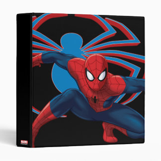 Spider-Man & Spider Character Art Binders