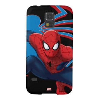 Spider-Man & Spider Character Art Galaxy S5 Covers