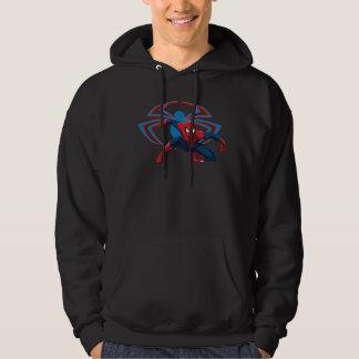 Spider-Man & Spider Character Art Hoodie
