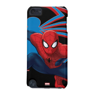 Spider-Man & Spider Character Art iPod Touch (5th Generation) Cases