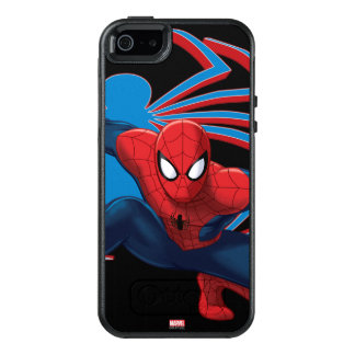 Spider-Man & Spider Character Art OtterBox iPhone 5/5s/SE Case